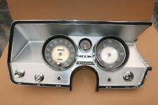 1963 1964 Buick Instrument Panel Gauge Cluster Wildcat Electra LeSabre No Reserv