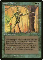 1x Gaea's Touch - LP - LIGHTLY PLAYED - The Dark - SPARROW MAGIC - mtg ENGLISH
