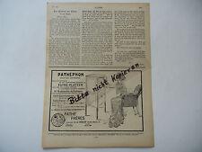 Pathephon - Asbach - Originalblatt aus der Zeitschrift JUGEND 1911 (W016)