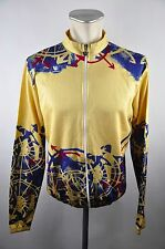 Vermarc Rad Jacke Radtrikot cycling jersey Jacket Gr. 6 XXL 90er vintage 074
