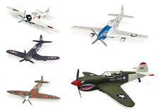 1 PCS New Ray WWII Fighter Plane Model Kit (Qty 1, Style  Varies)
