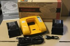 NEUF: Chargeur batterie POWERSMART 2-POWER compatible MAKITA Li-ion 14.4V et 18V