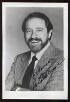 Richard Crenna Signed Photo Signature Vintage Autographed