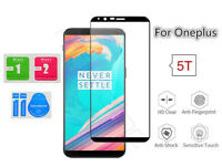 GENUINE ONEPLUS 5T TEMPERED GLASS SCREEN PROTECTOR FILM GUARD PROTECTION 9H
