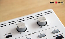 "Akai MPC 2500 Aluminium Bouton Rotatif KNOBS ""the Purist"" (argent)"