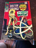 Strange Tales #158, FN- 5.5, 1st Full Living Tribunal; Death of Von Strucker