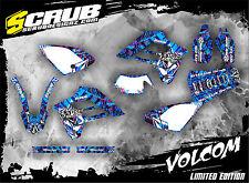 SCRUB Gas Gas graphics decals kit EC 125 200 250 450 2003-2006 stickers '03-'06