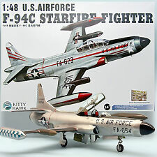 KITTY HAWK 1/48 LOCKHEED F-94C STARFIRE KIT
