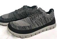Altra Mens Vali Black Gray Walking Shoes Size 11