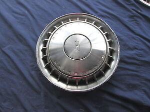 "Vintage 1969 Oldsmobile HUBCAPS HUB CAP HUBCAP 15"" ? Very Good Condition"