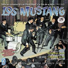 LOS MUSTANGS-1962-1963 VOL.2 -2CD