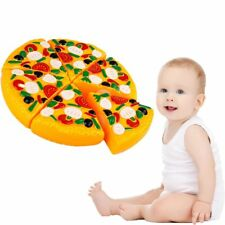 Food Childrens/Kids Funny Plastic Pizza Kitchen Toys Educational Pretend Play