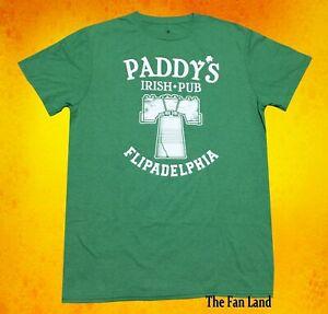 New It's Always Sunny In Philadelphia Paddy's Pub Flipadelphia Mens T-Shirt