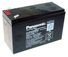 Panasonic Lc-r127r2pg 12v 7 2ah Blei-akku AGM mit VDS