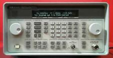 Hp Agilent 8648c 3847u02362 Synthesized Signal Generator 9 Khz To 3200 Mhz