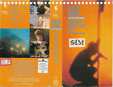 U2 UNDER A BLOOD RED SKY - LIVE AT RED ROCKS (1983) vhs ex noleggio