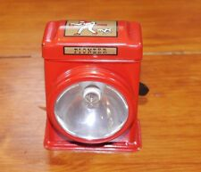 Very Rare Antique Pioneer Lamp Latern Flashlite Patented May 9 1933 Great Find!