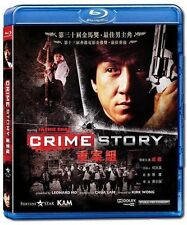 "Jackie Chan ""Crime Story"" Kent Cheng 1993 HK Classic Blu-Ray"