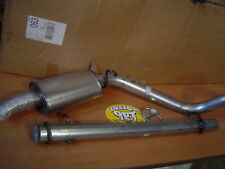 DISCOVERY 300 TDI SPORTS EXHAUST STRAIGHT THROUGH PIPE