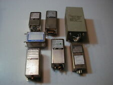 Ovenized Crystal Oscillator Assortment, 7 Pcs, Widgets for Experimenters!!
