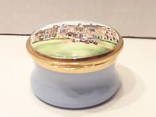 TKS Toye Kenning Spencer Enamel Box Beaulieu Palace House