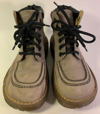 Dr. Martens Air Wair Men's Ankle Boots Size 6 Color Brown Lace-Up England