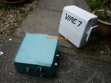 VIRE 7 refurbished exchange aluminium exhaust silencer, sound absorber