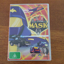 MASK - Mobile Armored Strike Kommand : Collection 2 (DVD, 2007, 4-Disc Set)