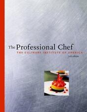 The Professional Chef Culinary Institute of America 7th Edition