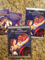 Beauty and the Beast (DVD,2002,2-Disc, Special Edition)Authentic Disney US