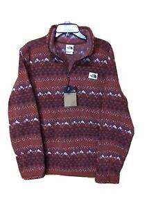 The North Face Novelty Gordon Lyons 1/4 Zip Fleece Jacket (Men's) Large