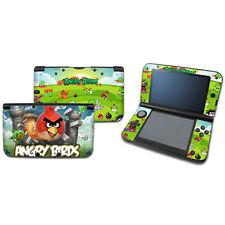Red Birds DECAL Skin Sticker case Cover for Nintendo original 3DS xl LL 18