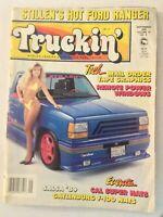 Truckin' Magazine Remote Power Windows September 1989 060819nonrh