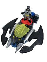 Imaginext DC Super Friends Batman figure with Batwing Jet