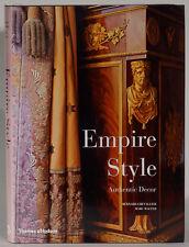 French Empire Style Bernard Chevallier furniture decor design architecture