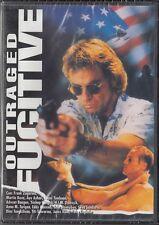 OUTRAGED FUGITIVE (2015) DVD