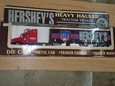 HERSHEY'S HEAVY HAULER TRACTOR TRAILER