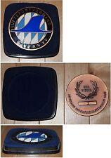 Emaillierte Medaille Luftsportverband Bayern e.V. Modellflugmeisterschaft 1962