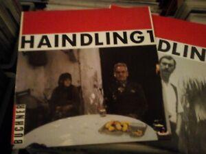 Hans-Jürgen Buchner Haindling 1 LP Holland 1982