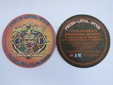 Cool Beer COASTER ~ SUN KING Brewery ~*~ Indianapolis, INDIANA Fresh Local Brews