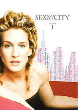 BRAND NEW!! Sex and the City: The Complete First Season (DVD, 2013, 2-Disc Set)