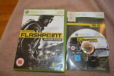 Operation Flashpoint: Dragon Rising Xbox 360 PAL Tested Complete