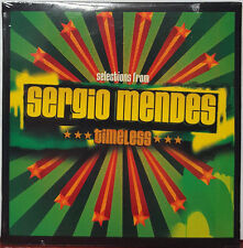 Sergio Mendes - Selections from Timeless (2006 Concord CD Mini Album) *Sampler*