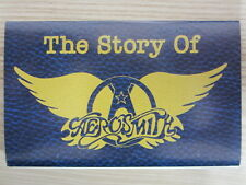 MC / Aerosmith ‎– The Story Of Aerosmith / PROMO / 1994 / RARITÄT /