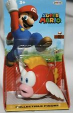 "Nintendo Super Mario Cheep Cheep figure 2.5"" NEW 2019 Jakks Collectable Figure"