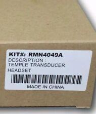 Motorola RMN4049A Temple Transducer Headset for XTS Series