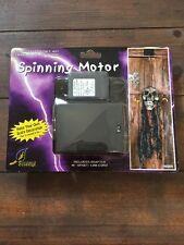 Seasons Spinning Motor Halloween