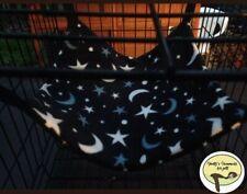 Cosy large hammock ferret,rat,chinchilla,degu. Small Pets . Stars & Moons