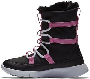 $70 NIKE VENTURE PS TODDLER FAUX FUR LINING BOOTS SIZE 12C NEW AQ9494 002