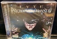 Lyte - Psychopathic Monster BLUE CD SEALED insane clown posse twiztid juggalo